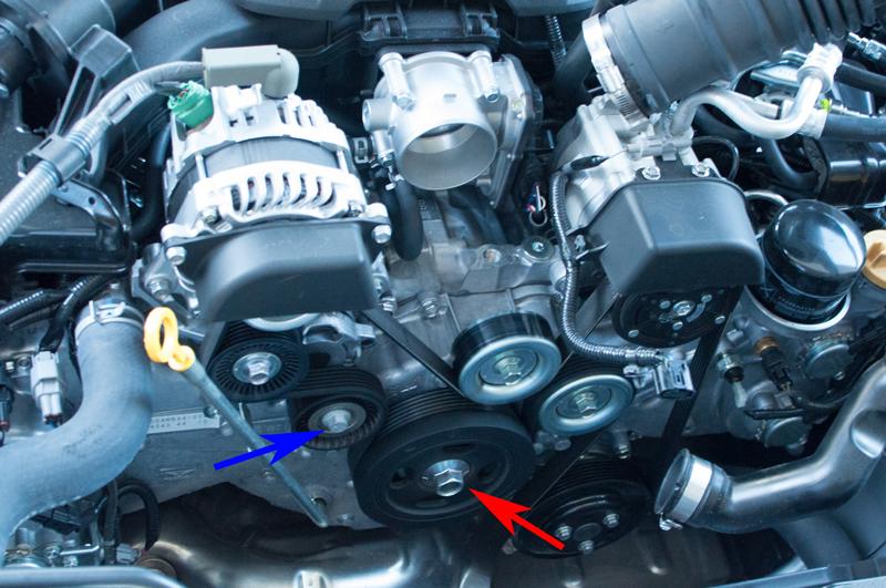 Drive Belt Diagram Subaru Brz - Electrical Work Wiring Diagram •